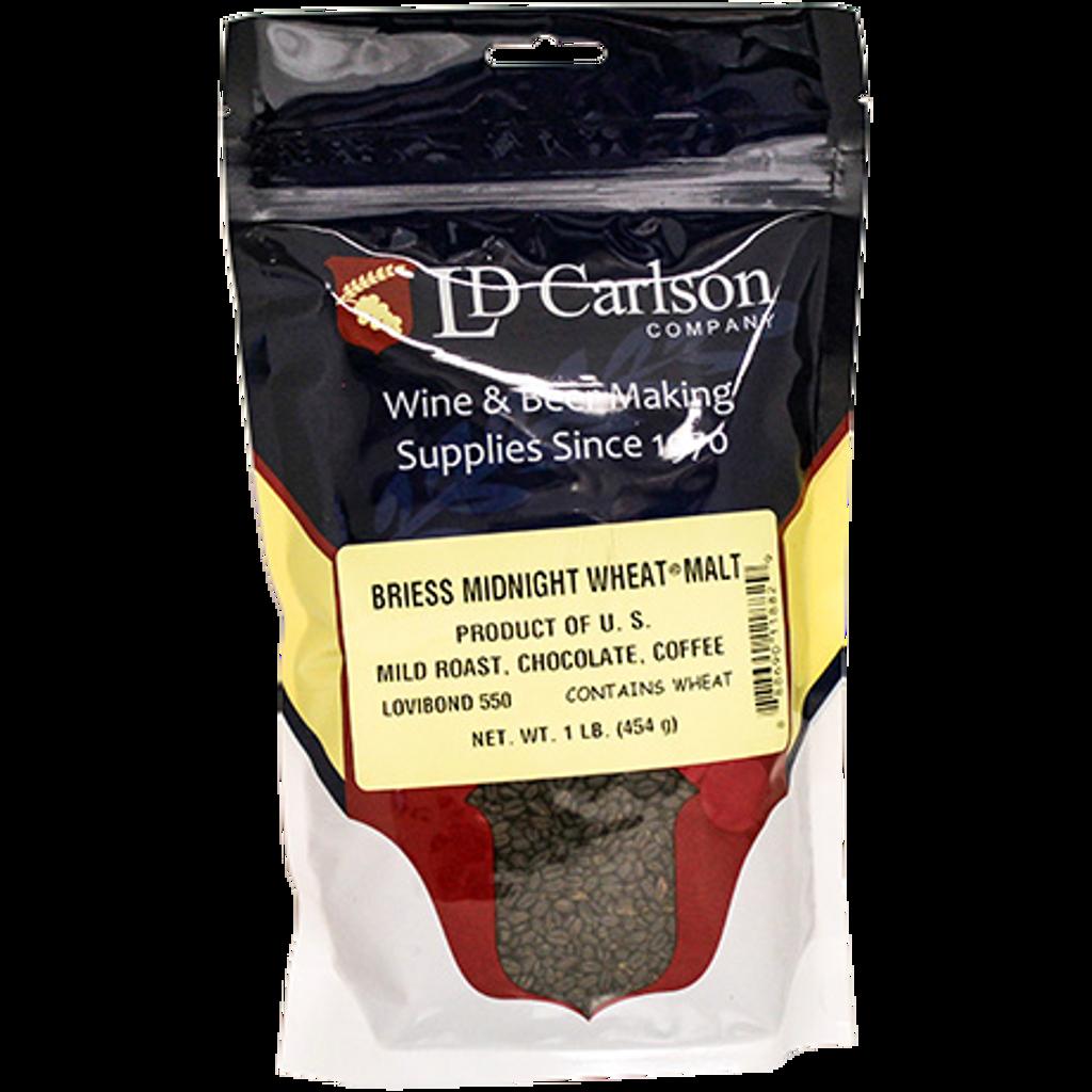 Briess Midnight Wheat Malt 1 lb