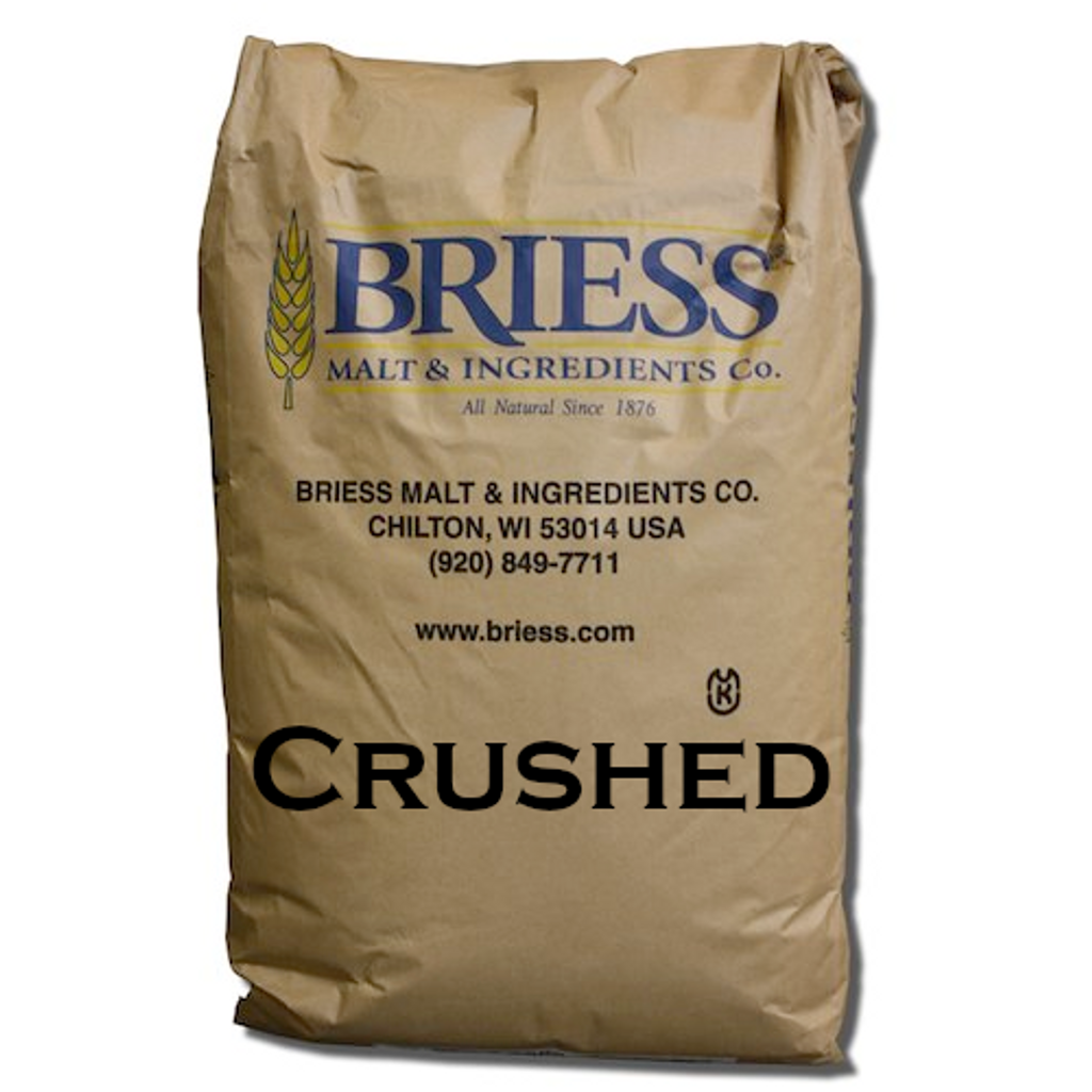 Briess Crushed Roasted Barley 50 lb