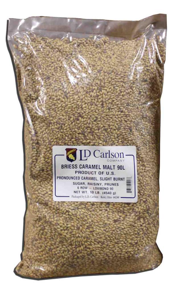 Briess Caramel Malt (Crystal) 90L 10 lb
