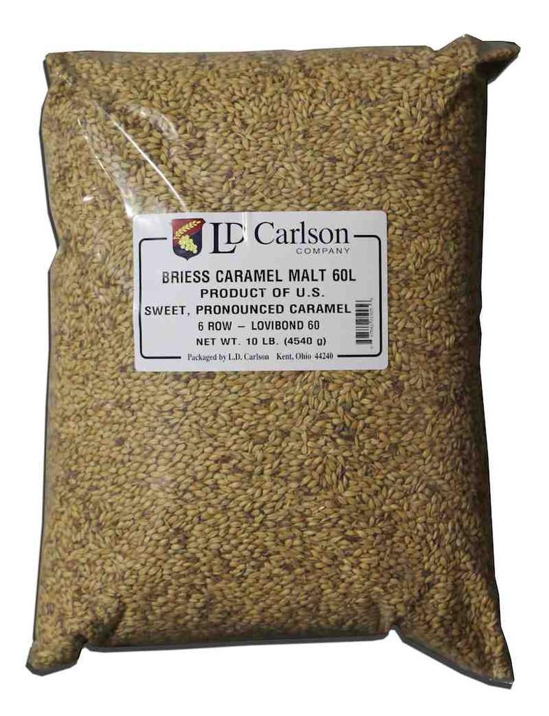 Briess Caramel Malt (Crystal) 60L 10 lb