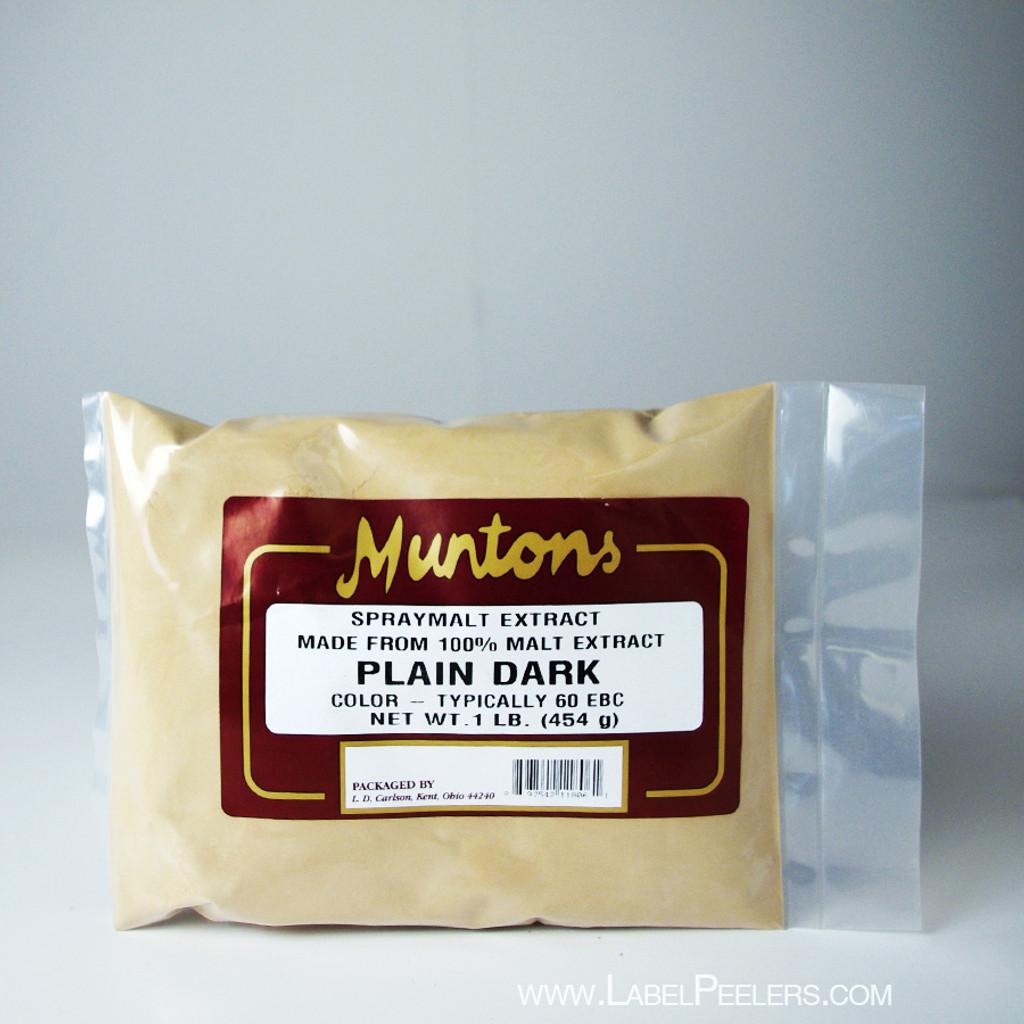 Muntons Dark Dry Malt Extract 1 lb