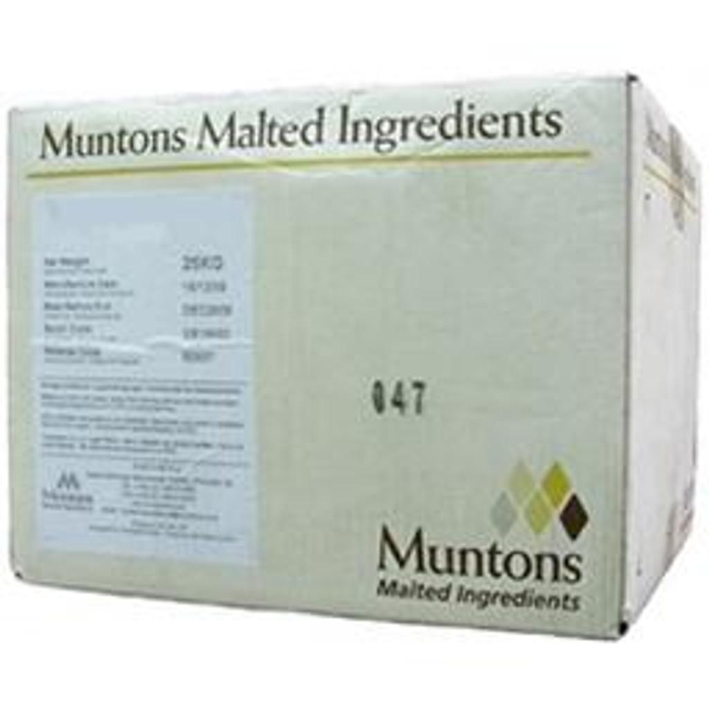 Muntons Dark Dry Malt Extract 55 Lbs