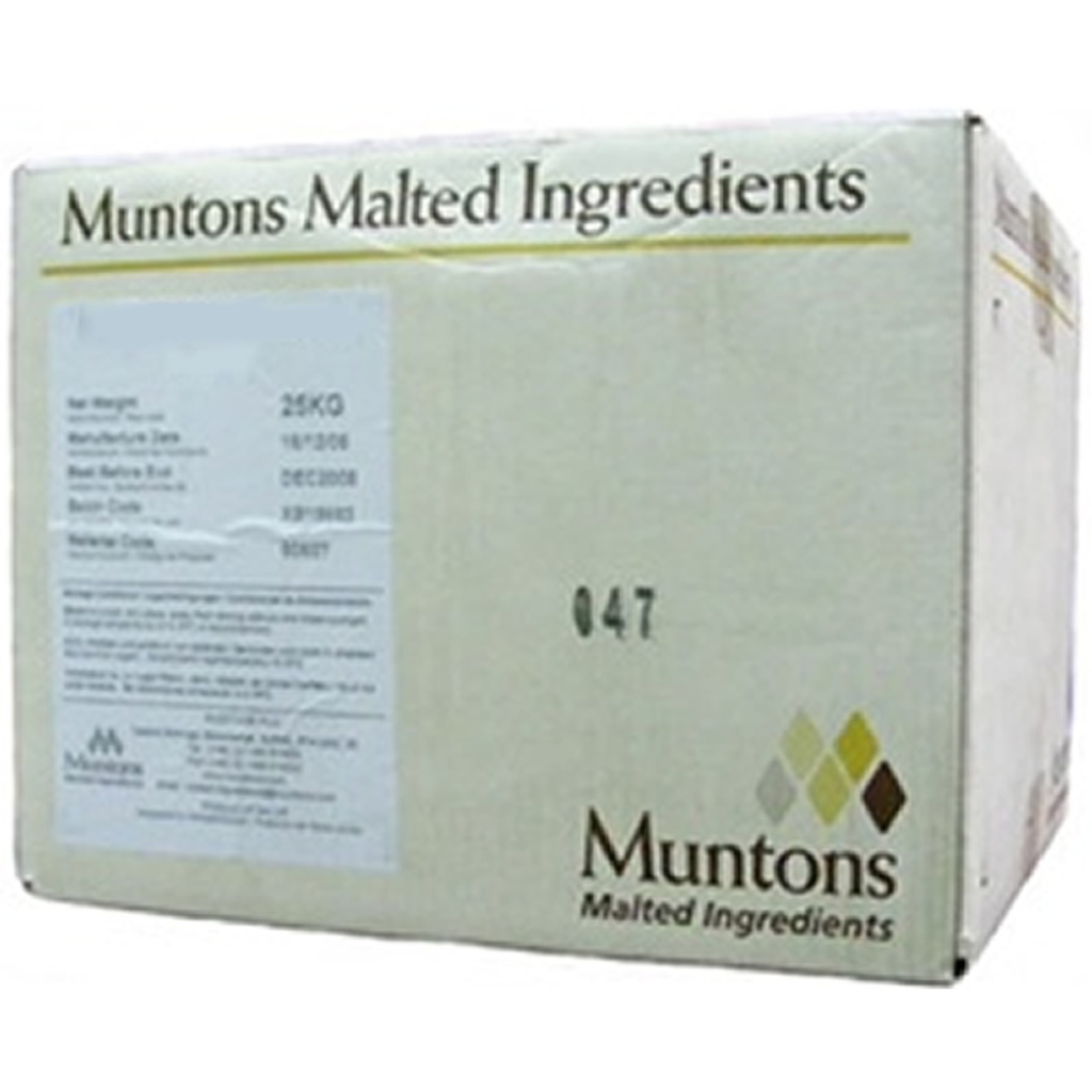Muntons Wheat Dry Malt Extract 55 Lbs