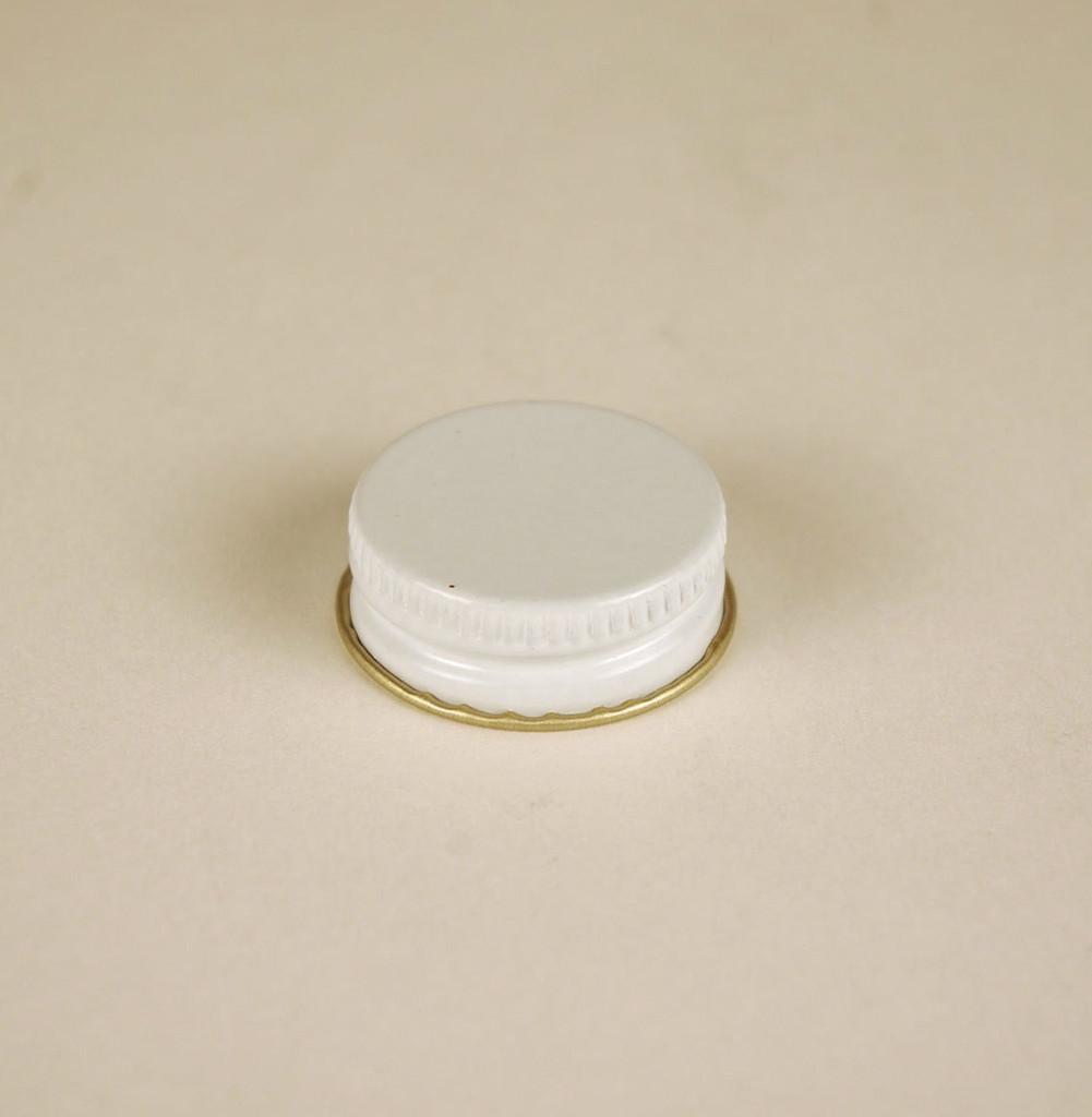 28 mm Metal Screw Caps (Single Count)