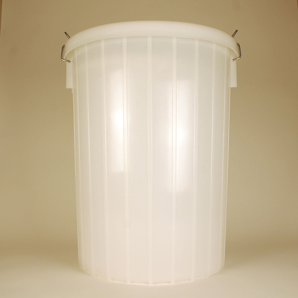 20 Gallon Fermenter with Lid