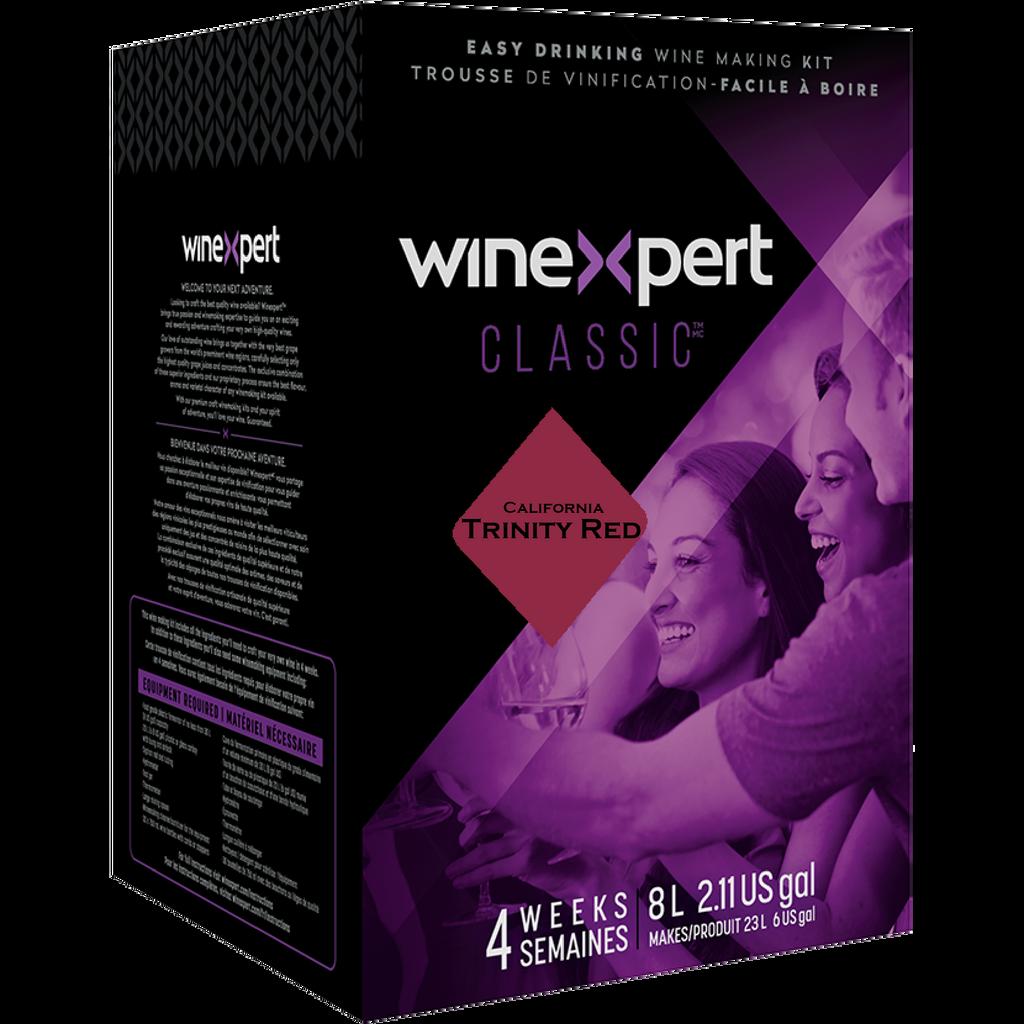Classic California Trinity Red Wine Kit