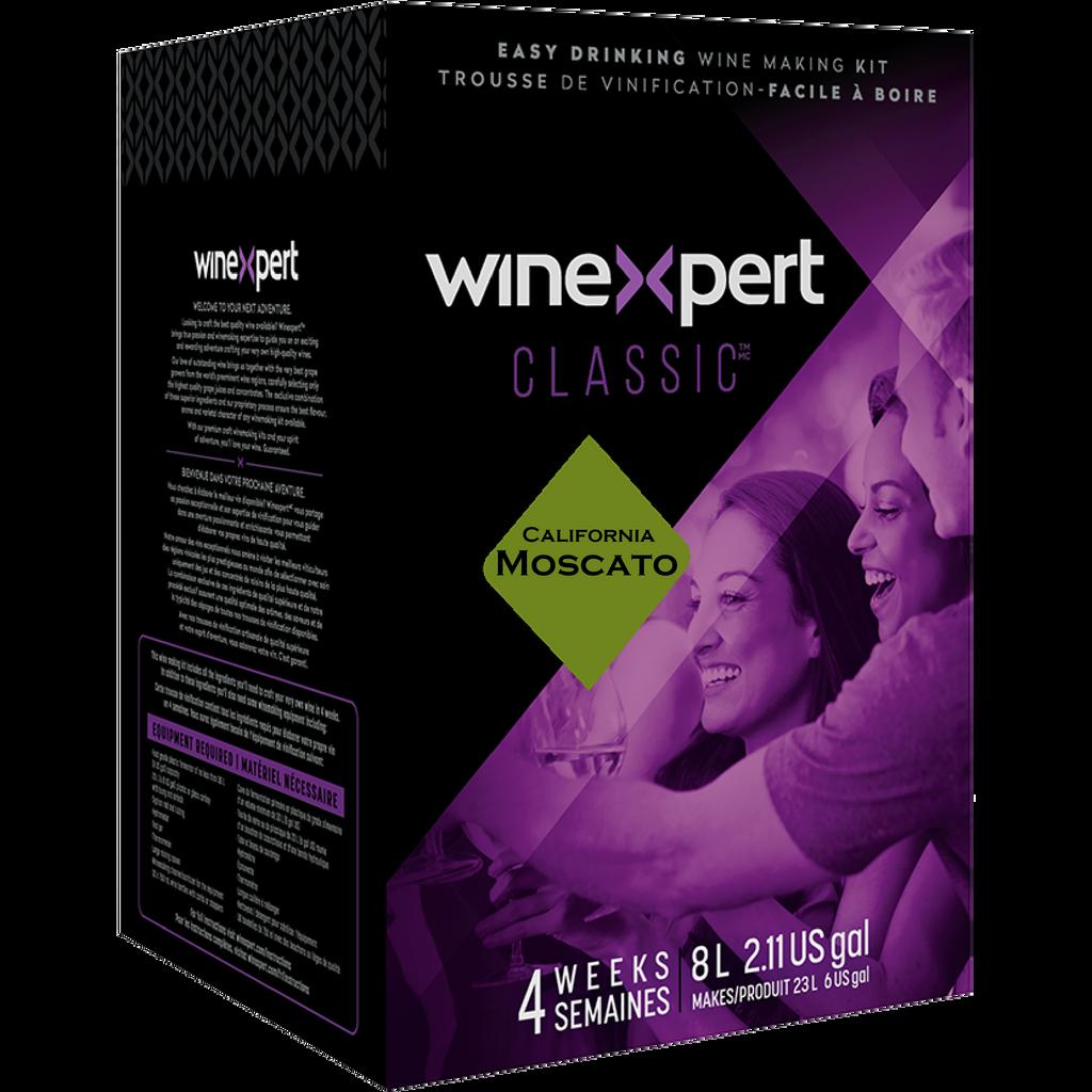 Classic California Moscato Wine Kit