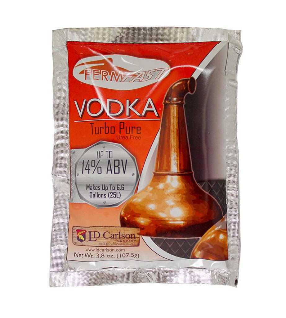 Fermfast Vodka Turbo Yeast 107.5 Gram