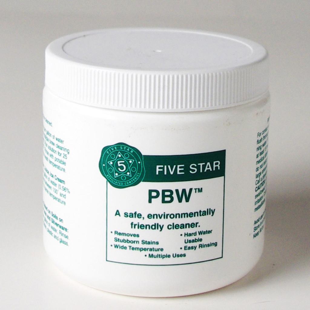 Five Star PBW 1 lb Jar