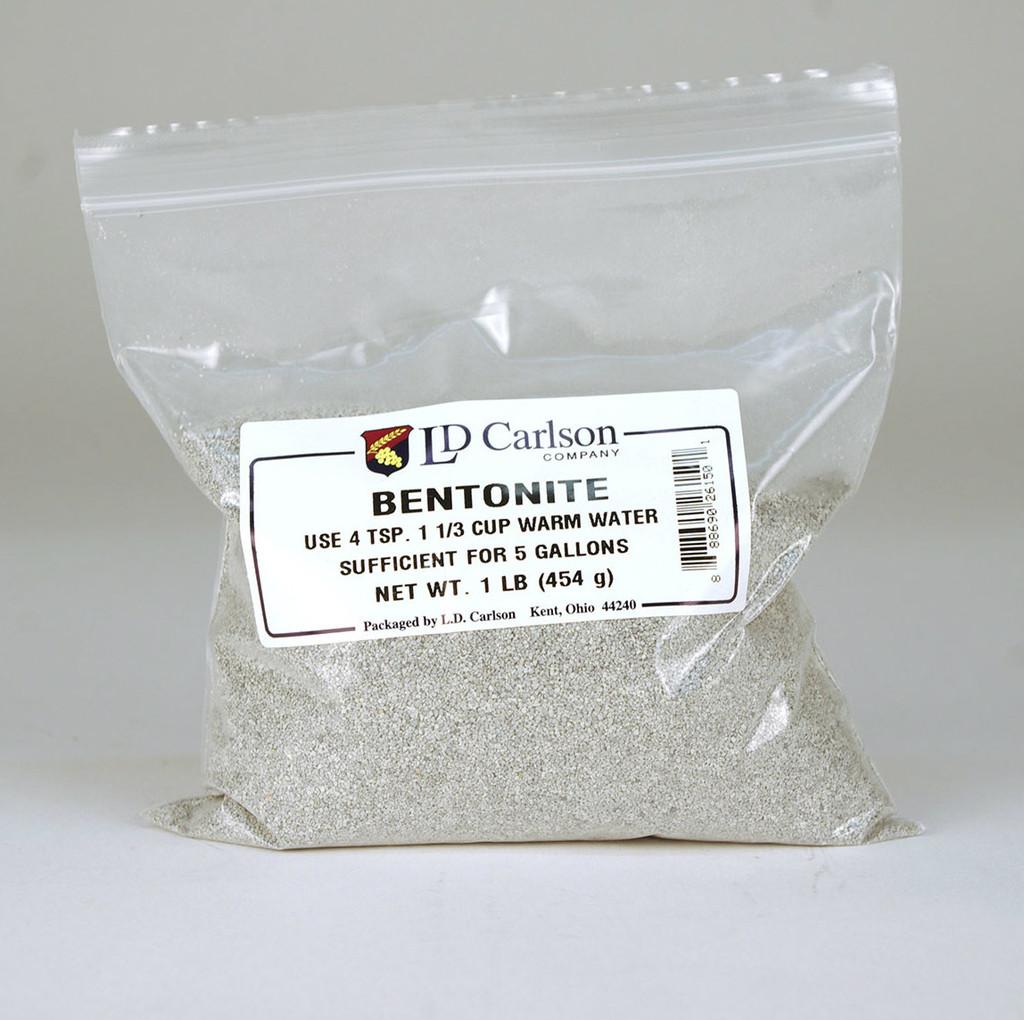 Bentonite 1 lb