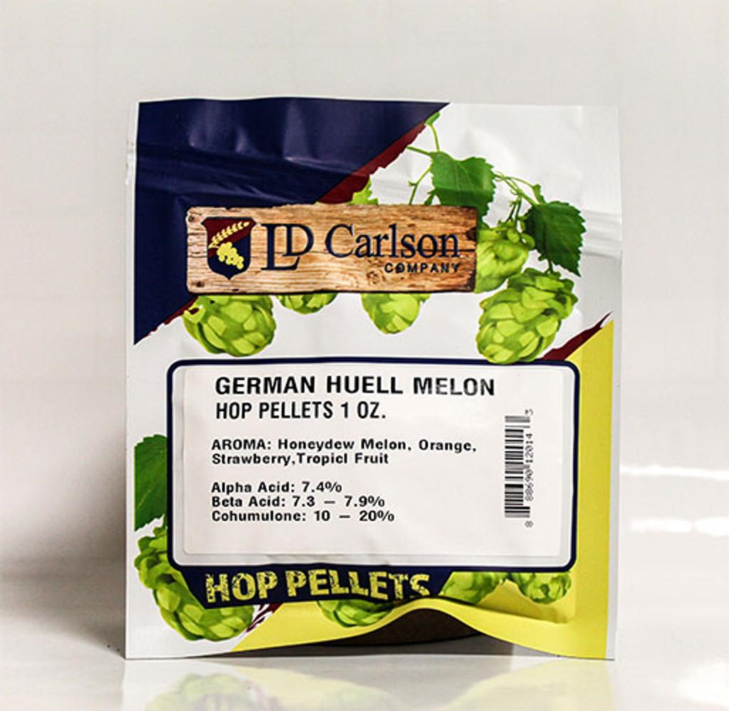 German Huell Melon Hop Pellets 1 oz