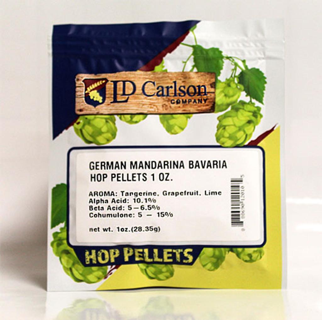 German Mandarina Bavaria Hops Pellet 1 oz
