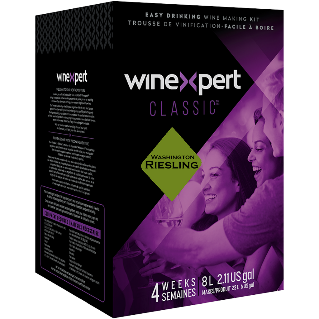 Classic Washington Riesling Wine Kit