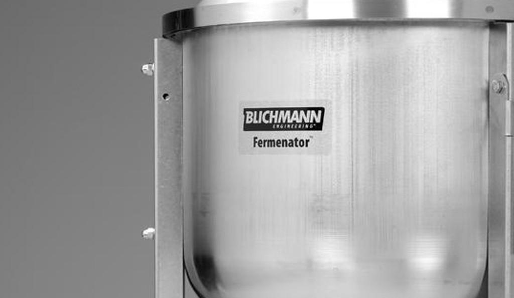 14 Gallon Fermenator - TC Fittings