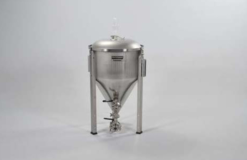 42 Gallon Fermenator - TC Fittings