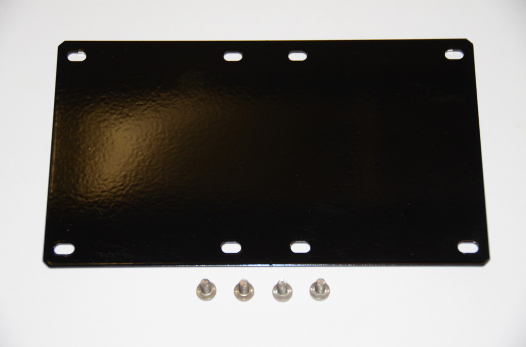 Mounting plate - dual controller