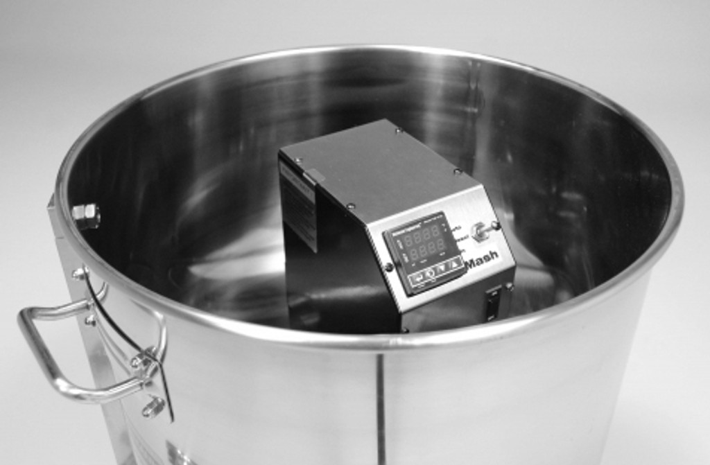 BrewEasy Gas Turnkey Kit Full TOP- 5 gal F -  G2
