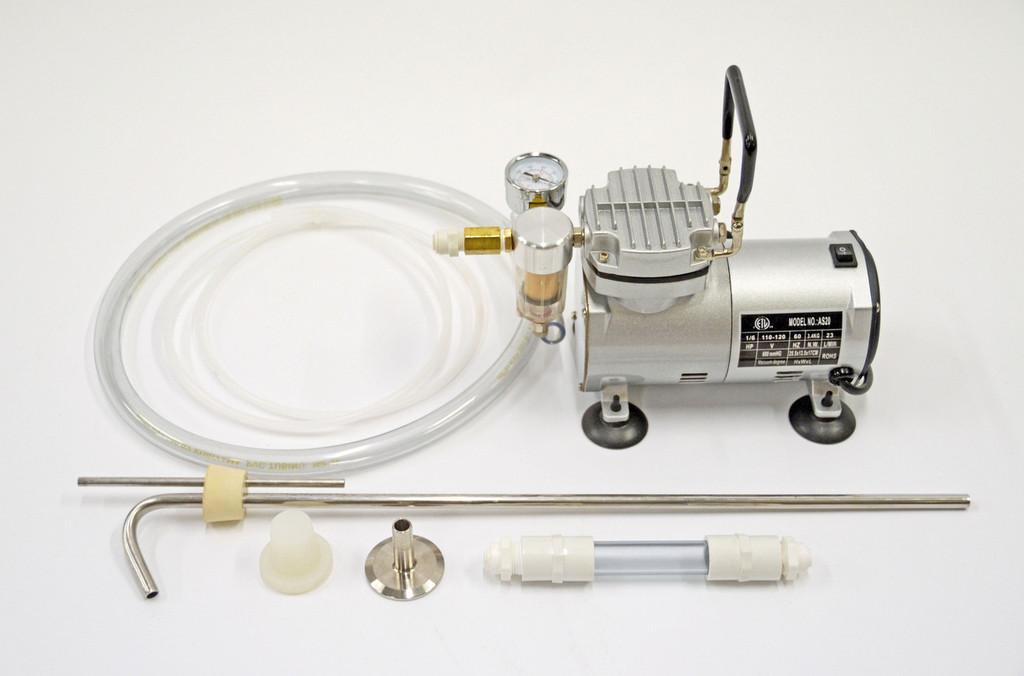 Vacuum press kit (fits all WineEasy fermentors)