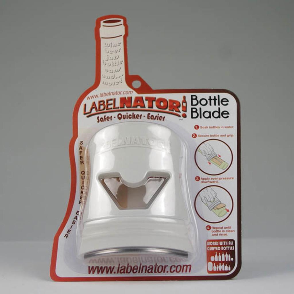 LabelNator Bottle Blade