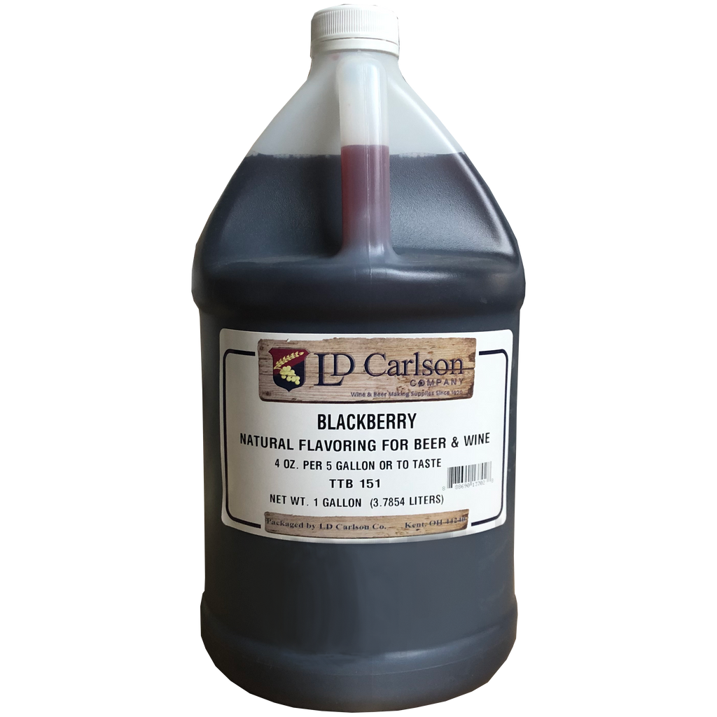 Natural Blackberry Flavoring 128 oz