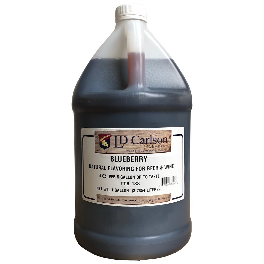 Natural Blueberry Flavoring 128 oz.