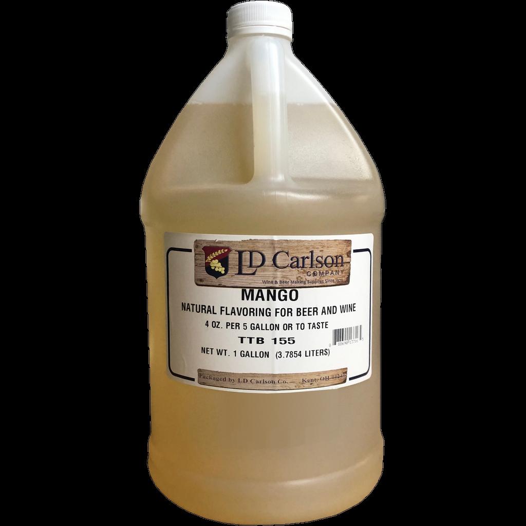 Natural Mango Flavoring 128 oz