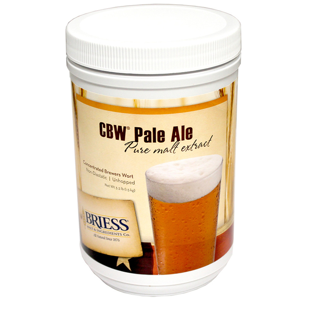 Briess Pale Ale Liquid Malt Extract 3.3 lb