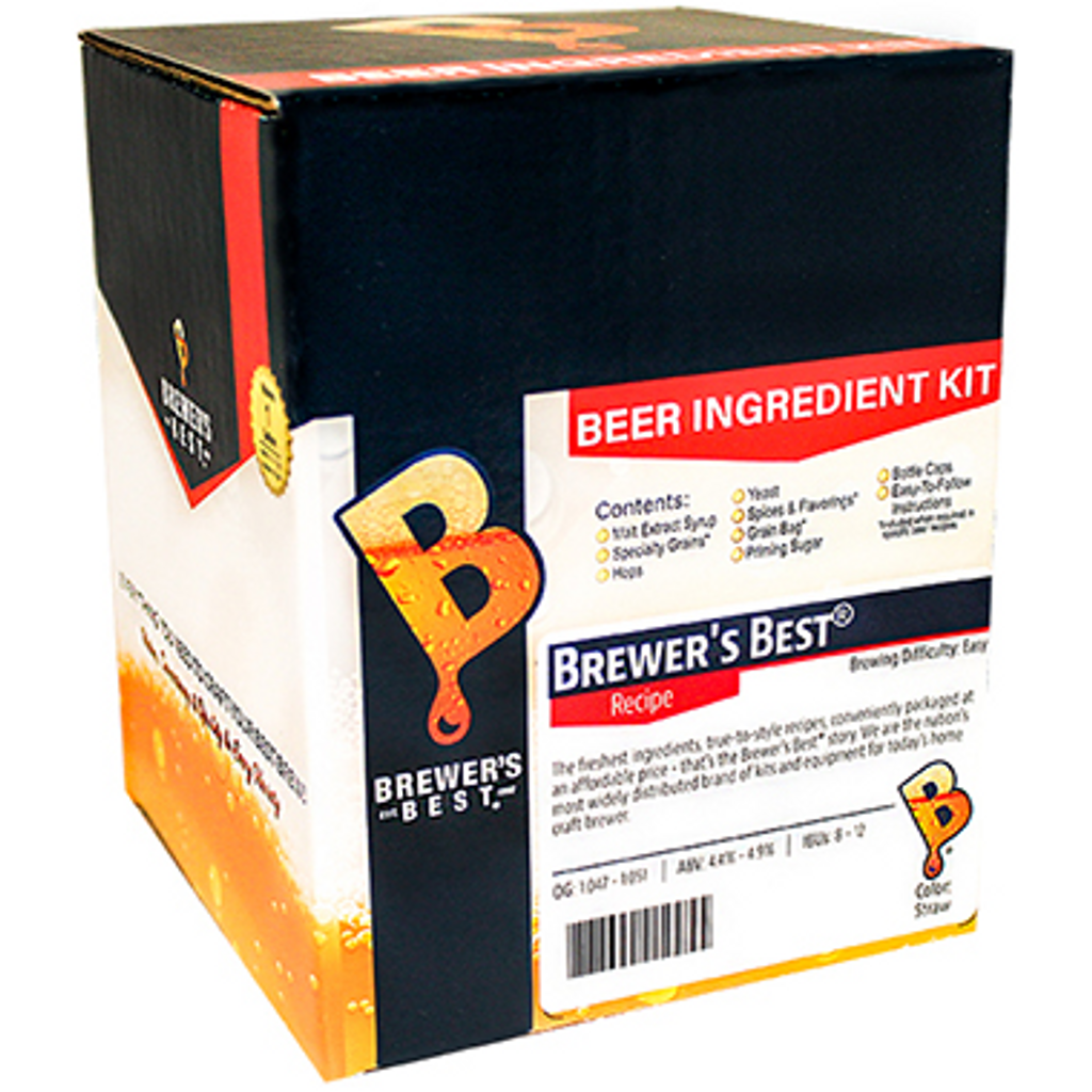 American Red Ale One Gallon Beer Kit