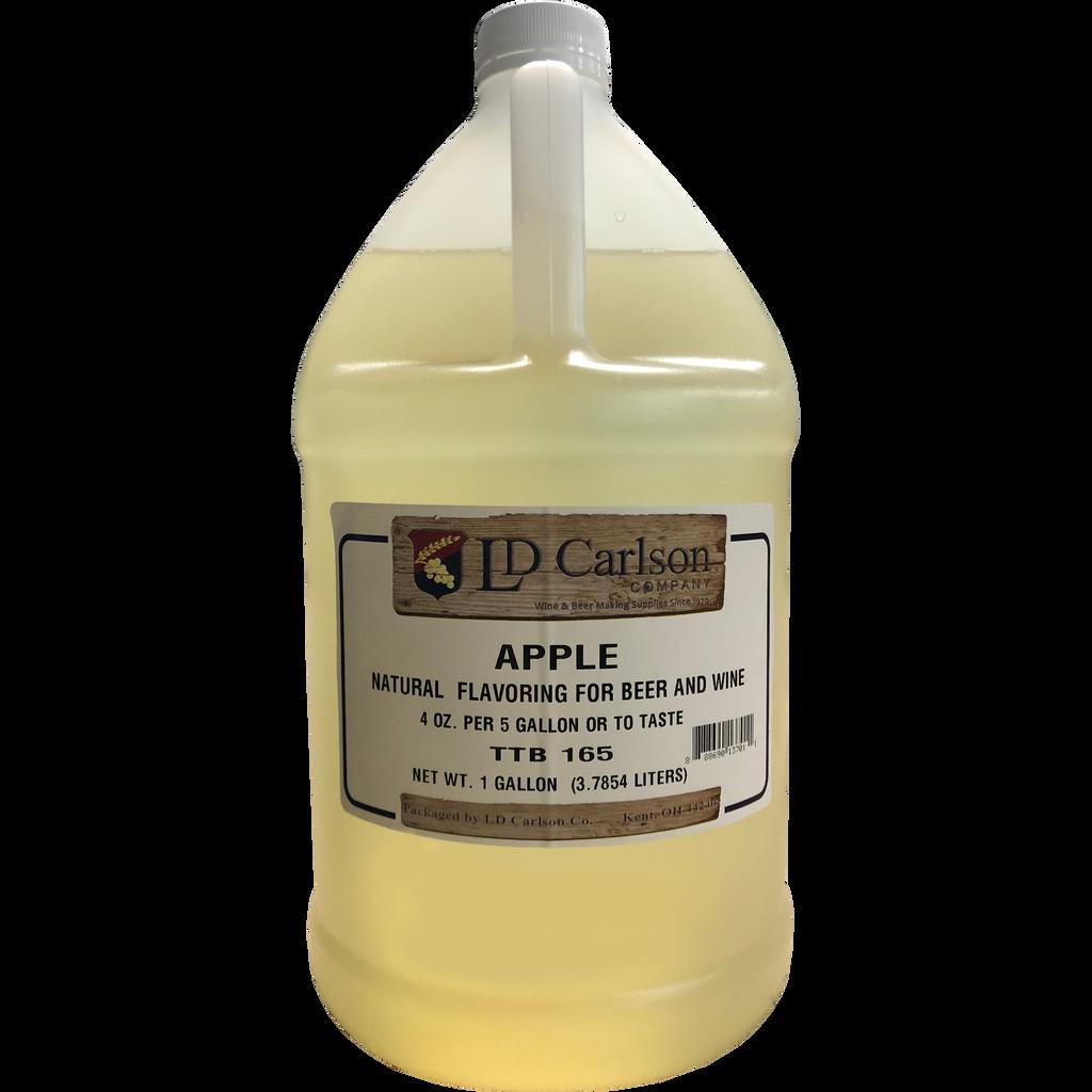 Natural Apple Flavoring 128 oz