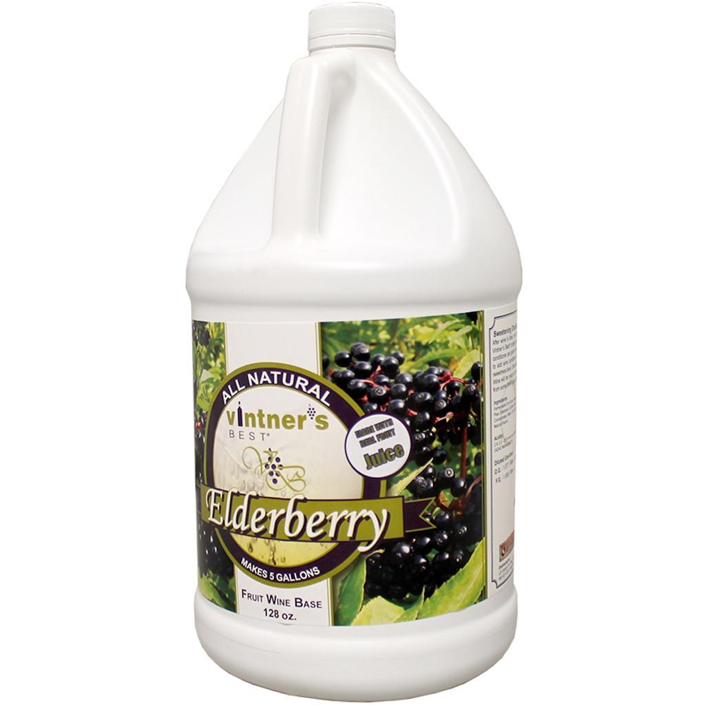 Vintner's Best Elderberry Fruit Wine Base