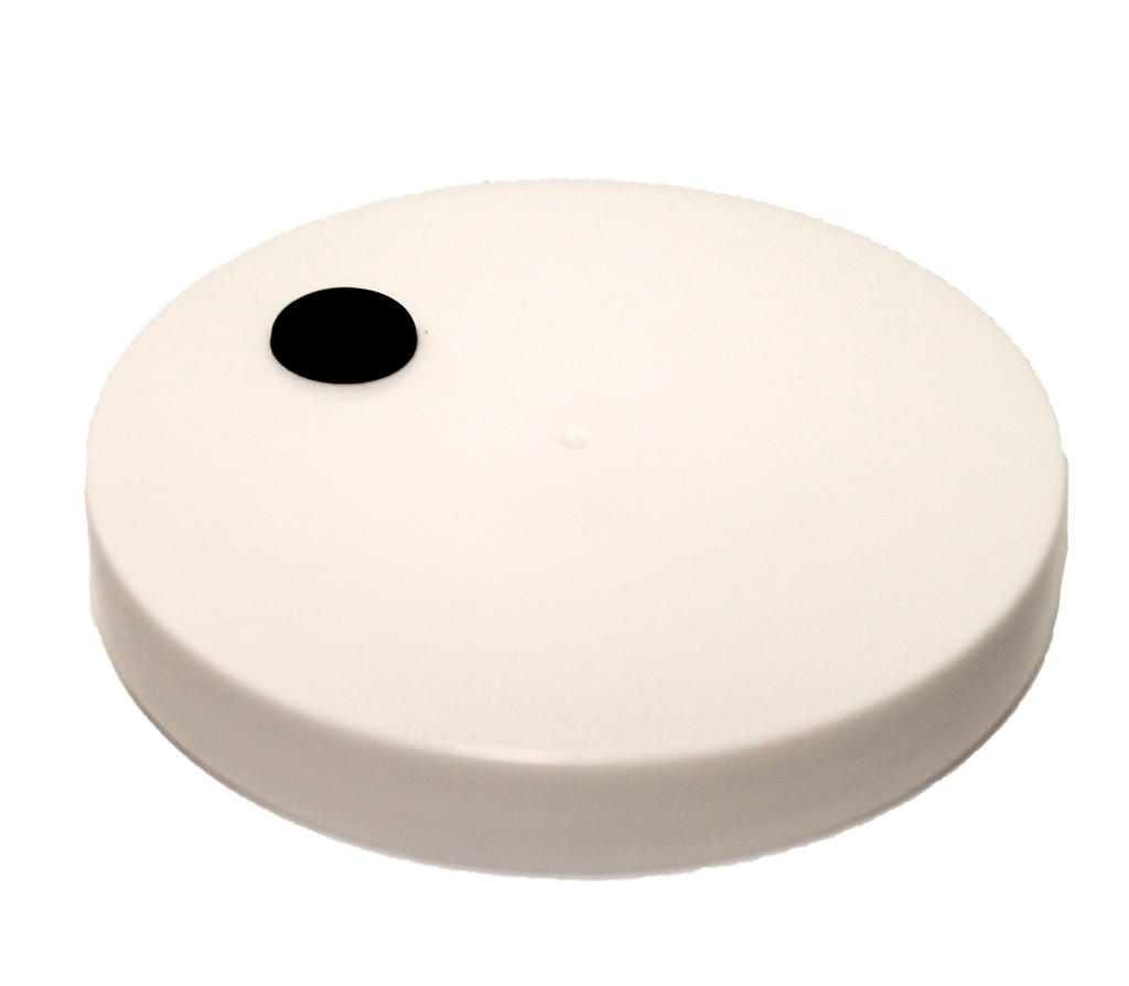 Grommeted Lid for Wide Mouth One Gallon Jug