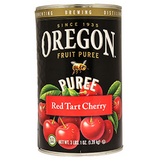 Oregon Fruit Red Tart Cherry Puree 49 oz