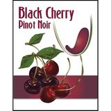 Black Cherry Mist Labels 30 ct