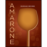 Amarone Wine Labels 30 ct