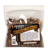 Brewers Best Gin Barrel Chips 4 oz