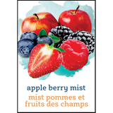 Apple Berry Mist Labels 30 ct