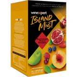 Island Mist Raspberry Peach Sangria Wine Kits