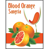 Blood Orange Sangria Mist Labels 30 ct