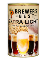 Brewer's Best Extra Light Liquid Malt Extract 3.3 lb