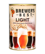 Brewer's Best Light Liquid Malt Extract 3.3 lb