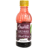 Black Cherry Fruit Puree 8 oz