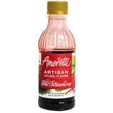Wild Strawberry Fruit Puree 8 oz