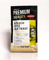 Lallemand Koln Kolsch-Style Ale Brewing Yeast 11 Gram