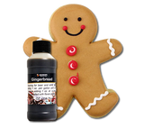 Natural Gingerbread Flavoring Extract 4 oz
