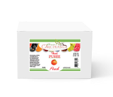 Natural Peach Fruit Purée 4.4 lb