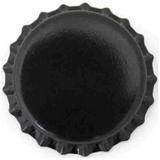 Black Oxygen Barrier Caps 60 ct
