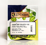 US Sabro Hop Pellets 1 oz