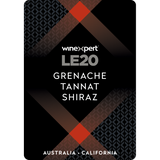 LE20 Grenache Tannat Shiraz Wine Kit With Skins