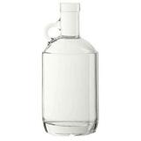 Clear Moonshine Jug 750mL - Single