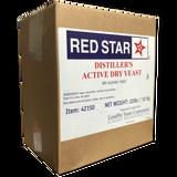 DADY - Red Star Distillers Yeast 22 lb Bulk
